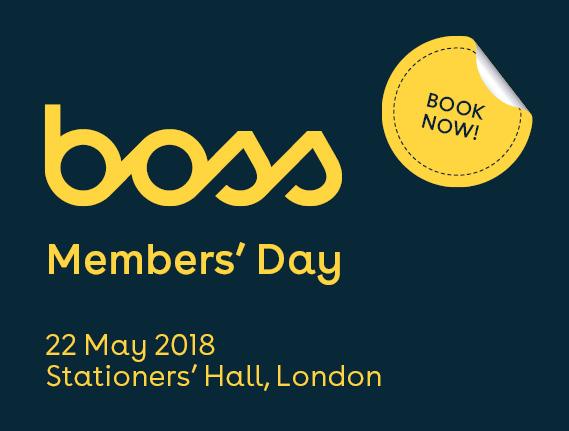 BOSS Members' Day 2018