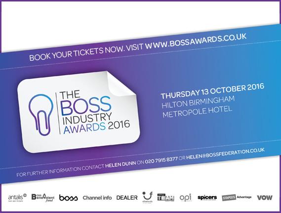 BOSS Awards 2016