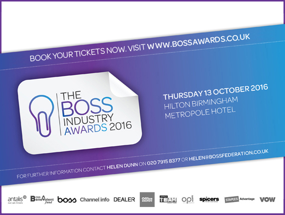 BOSS Awards 2016