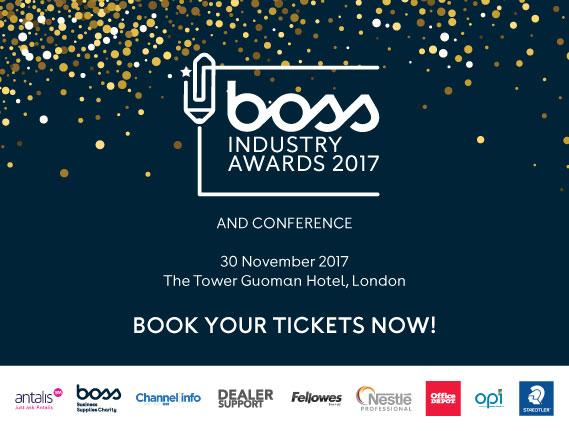 BOSS Awards 2017 Tickets