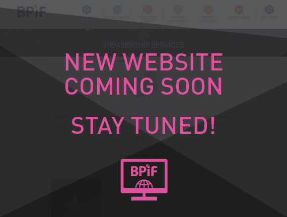 New BPIF Website Coming Soon!