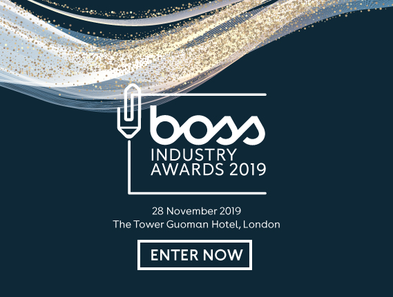 BOSS Awards 2019 - Enter Now
