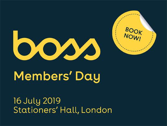 BOSS Members' Day 2019